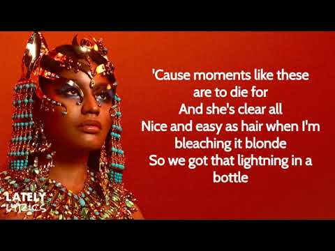 Nicki Minaj Majesty ft  Eminem&Labrinth Lyrics