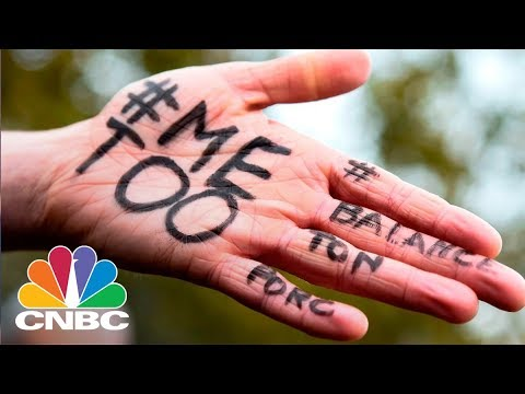 Time Names 'The Silence Breakers' As 2017 Person Of The Year | CNBC