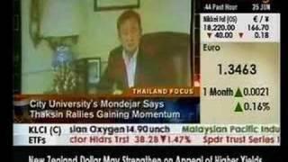 Thailand Political Crisis