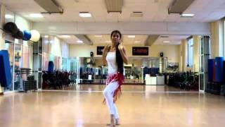 Danza del ventre online - sequenza livello intermedio/avanzato!!!