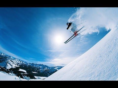 Gopro: Skiing at Feldberg (Schwarzwald)