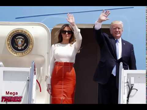 US President Donald Trump first foreign trip to Saudi Arabia, Israel and Vatican