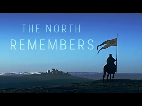 The North Remembers A Game of Thrones Supercut Tribute to the Noble Members of House