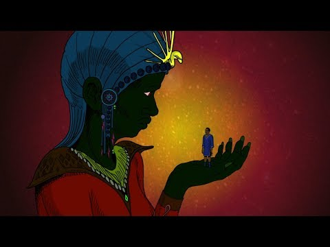 Shabazz Palaces share beautifully animated new video for 'Forerunner Foray'