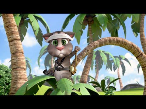 Video Talking Tom Shorts 38 - Monkey Business download in MP3, 3GP, MP4, WEBM, AVI, FLV January 2017