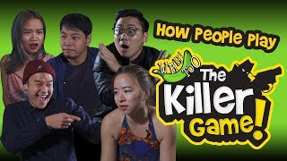 Video How People Play The Killer Game MP3, 3GP, MP4, WEBM, AVI, FLV September 2018
