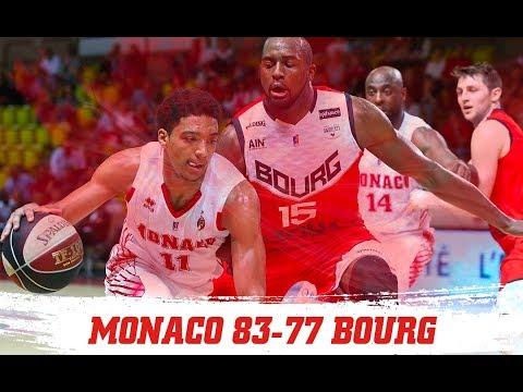 Jeep Elite — Monaco 83 - 77 Bourg — Highlights