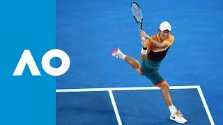 Video Full fifth set tiebreak: Nishikori wins a classic (4R) | Australian Open 2019 MP3, 3GP, MP4, WEBM, AVI, FLV Januari 2019
