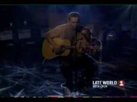flake - Jack Johnson performing Flake on