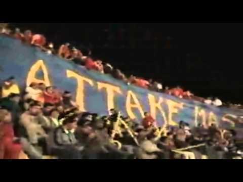 Pasto Campeón 2006 - EL AGUANTE (Parte 1) - Attake Massivo - Deportivo Pasto