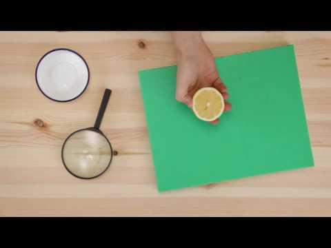 ¿Cómo limpiar una tabla de cortar?