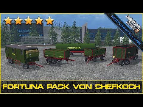 Fortuna Trailer Pack v1.1