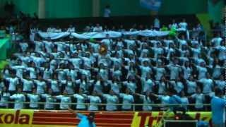 Barra de Humanidades - Olimpiadas  USAT  2012