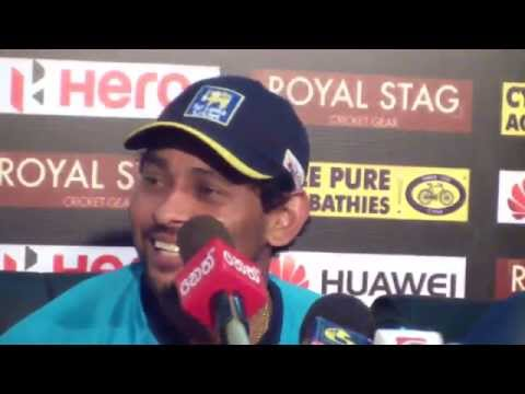 Sangakkara reflects on his final match in Kandy