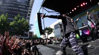 """""""THE ILLEST"""" LIVE AT MAD DECENT BLOCK PARTY 2013 LOS ANGELES"""