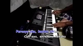 Video Layang Kangen Karaoke Yamaha PSR MP3, 3GP, MP4, WEBM, AVI, FLV Oktober 2018