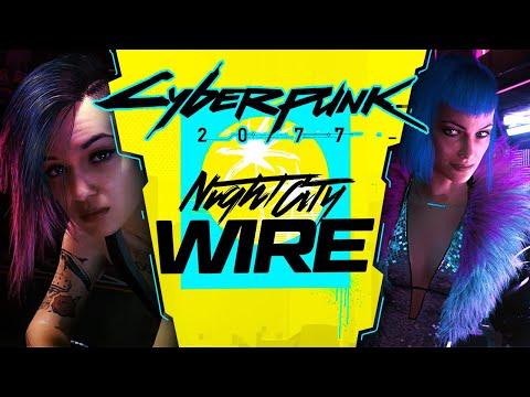 Cyberpunk 2077 - FULL Night City Wire Gameplay Presentation | Episode 1