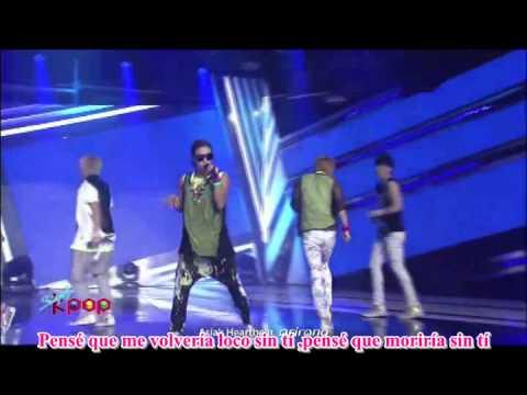 N-Train i'll forget you /Sub español LIVE REMIX (видео)