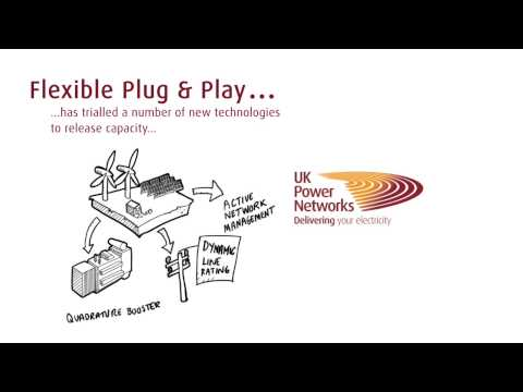 UKPN: Flexible Plug & Play