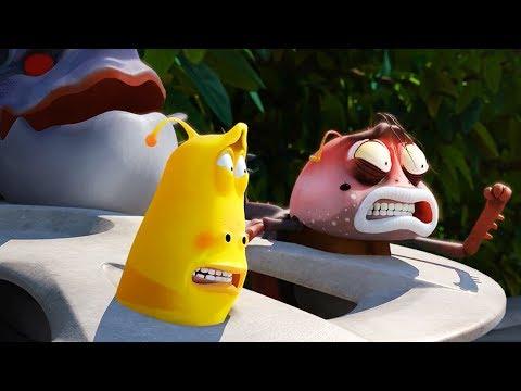 LARVA - RUNNING WHEEL | Cartoon Movie | Cartoons For Children | Larva Cartoon | LARVA Official - Thời lượng: 35 phút.