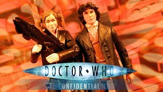A special confidential video taking a look at the making of the animated adaptation of Doctor Who Magazine's comic strip 'The ...
