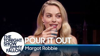 Video Pour It Out with Margot Robbie MP3, 3GP, MP4, WEBM, AVI, FLV Januari 2019