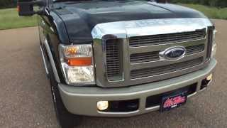 2008 Ford F250 King Ranch Test Drive