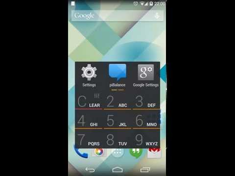 Video of App Dialer–fast app search