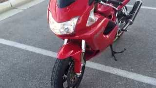 4. 2007 Ducati ST3 Sport Touring ONLY 1800 miles At Celebrity Cars Las Vegas