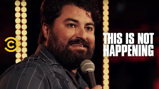 Sean Patton - Cumin - This Is Not Happening - Uncensored