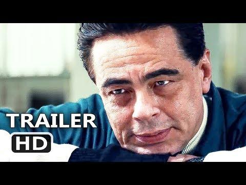 ESCAPE AT DANNEMORA Trailer (2018) Benicio Del Toro, Prison TV Show