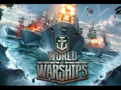 World of Warships [German/HD1080p] #001 (видео)