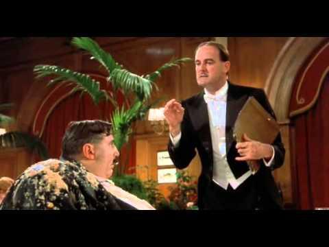 monty python - il senso della vita (1983) - cena al ristorante