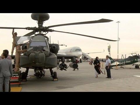 Σαλόνι Αεροναυπηγικής του Ντουμπάι: τα οπλικά συστήματα επιστρέφουν – economy