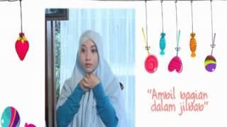 Hijab Tutorial Jilbab Segi 4