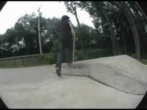 Some Clips From T.J. O'Grady/Acton Park today