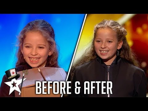 Issy Simpson Is A Little Wizard Champion on Got Talent Global