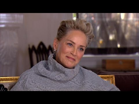 Sharon Stone on second chances