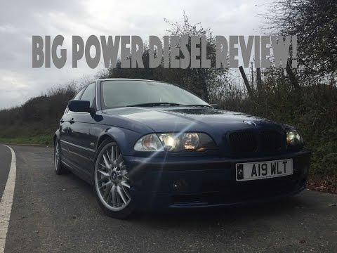 260 BHP/430 FT.LB, DIESEL, 330, E46 Review!!! | B Roading A Powerful Diesel