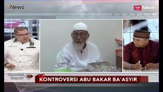 Video Disebut Menzalimi Ustaz, Razman: Ba'asyir Harus Tandatangani Ikrar Cinta NKRI - Special Report 23/01 MP3, 3GP, MP4, WEBM, AVI, FLV Januari 2019