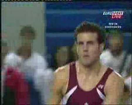 Bryan Milonja DMT Worlds 2005