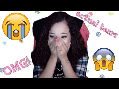 ACTUAL TEARS IN FRONT OF EVERYONE! - Live Nintendo Direct Reaction