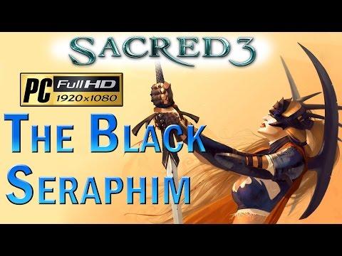 dark seraphim pc 98