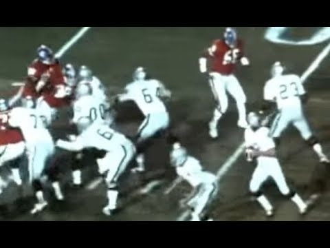 1973 MNF - Oakland Raiders at Denver Broncos (2nd Half)