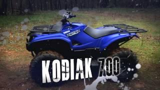 10. 2016 Yamaha Kodiak 700