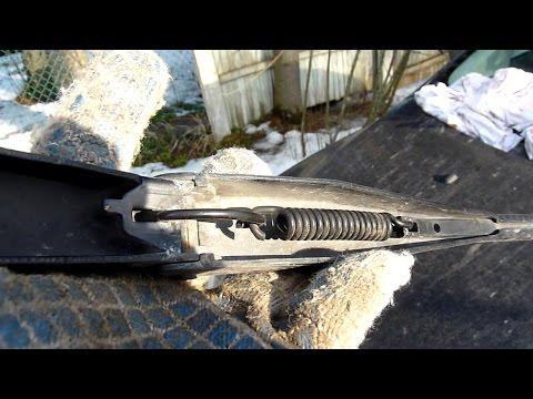 Поводок заднего стеклоочистителя хэтчбек форд фокус 2 фото