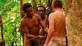 Video Bruce Gets Naked To Prove Himself - Tribe With Bruce Parry - BBC MP3, 3GP, MP4, WEBM, AVI, FLV Agustus 2018