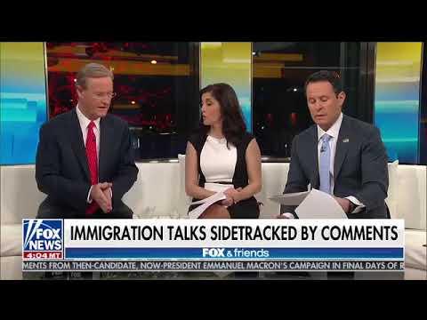 Brian Kilmeade Calls Trump's 'Shithole