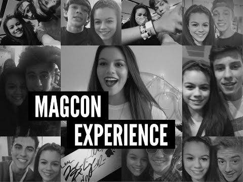 MAGCON EXPERIENCE