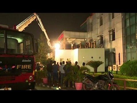 Ινδία: Μεγάλη πυρκαγιά σε νοσοκομείο – Τουλάχιστον 23 νεκροί